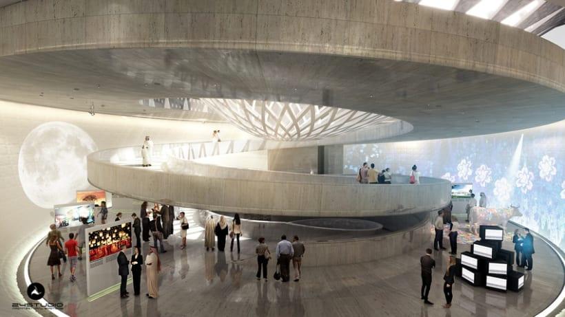 Museo en Qatar 1