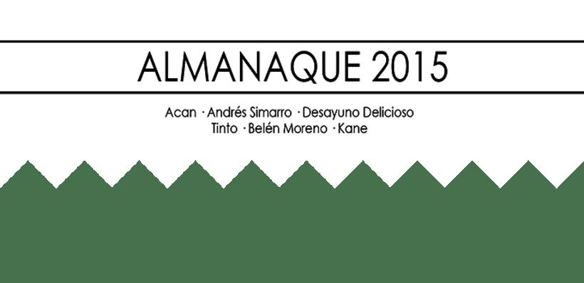 Almanaque 2015 -1