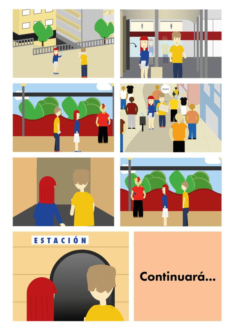 Storyboard: Direcciones 1