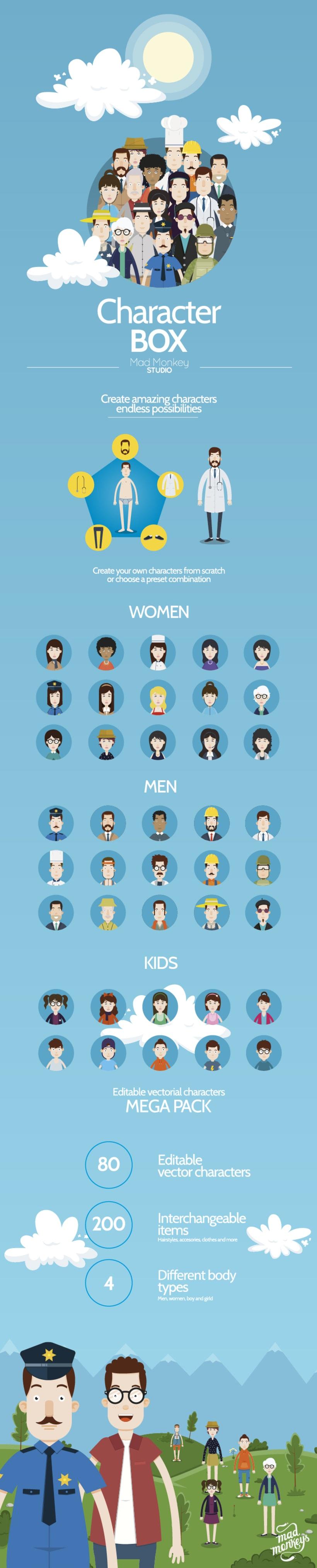 CharacterBox 0