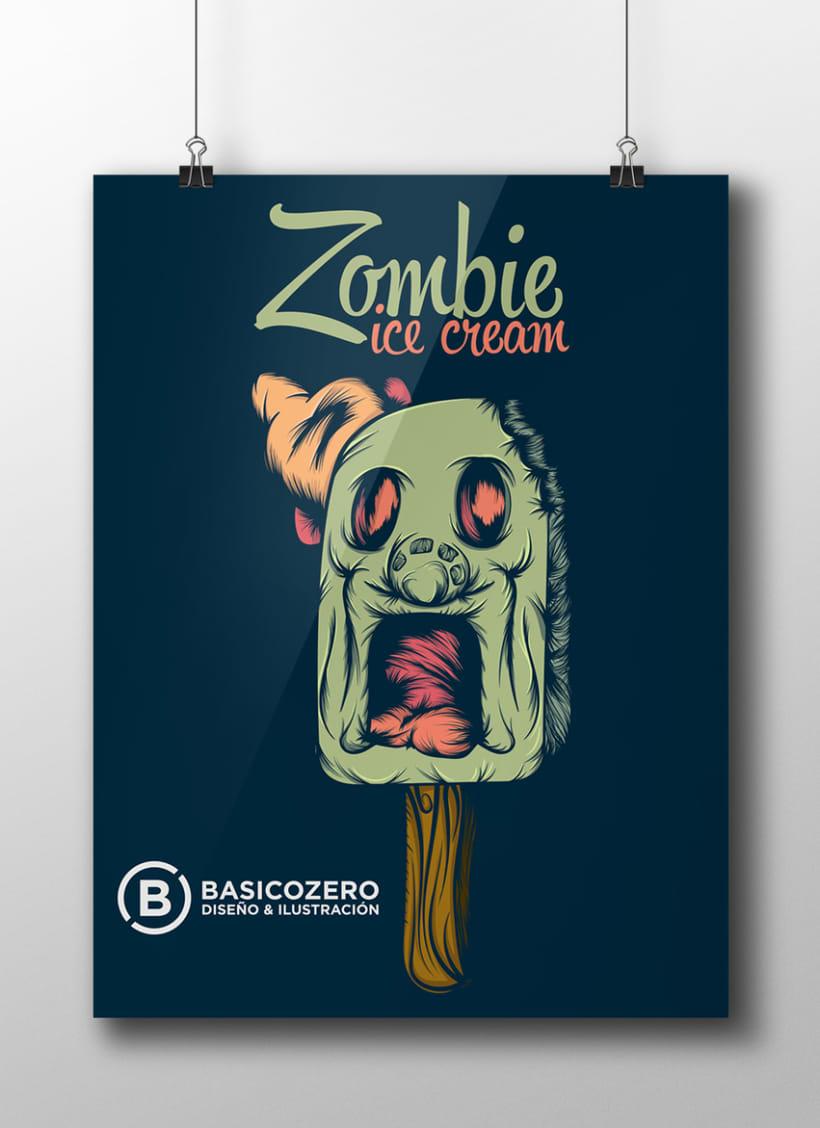 Zombie ice cream 5