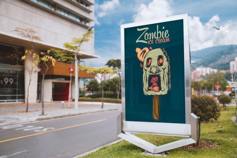 Zombie ice cream 6