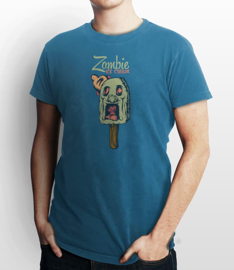 Zombie ice cream 7