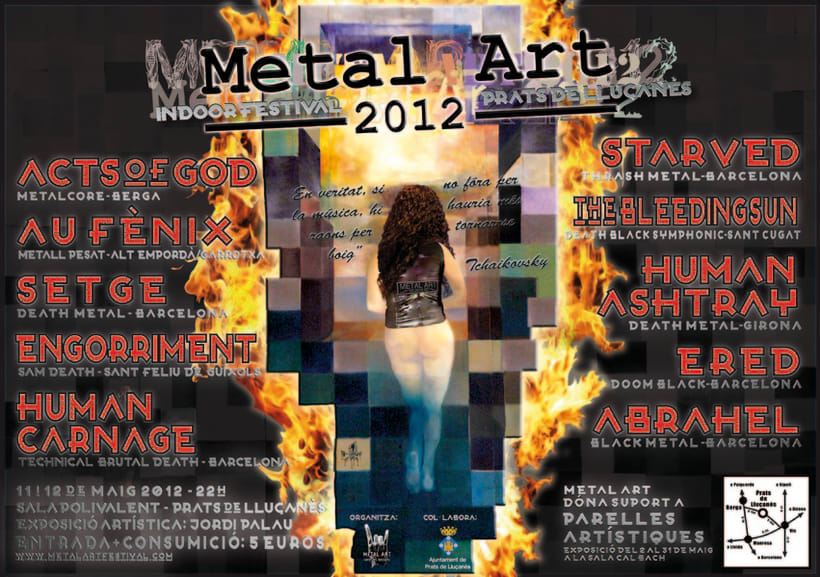 Proposta cartell Metal Art 2012 1