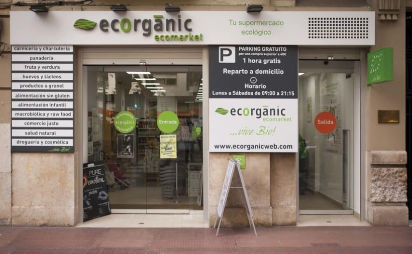 Fotografía de producto in situ · Ecorganic 6