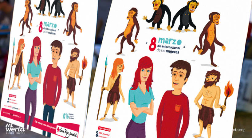 CRUZ ROJA ESPAÑOLA · Campaña EVOLUCIONA 3