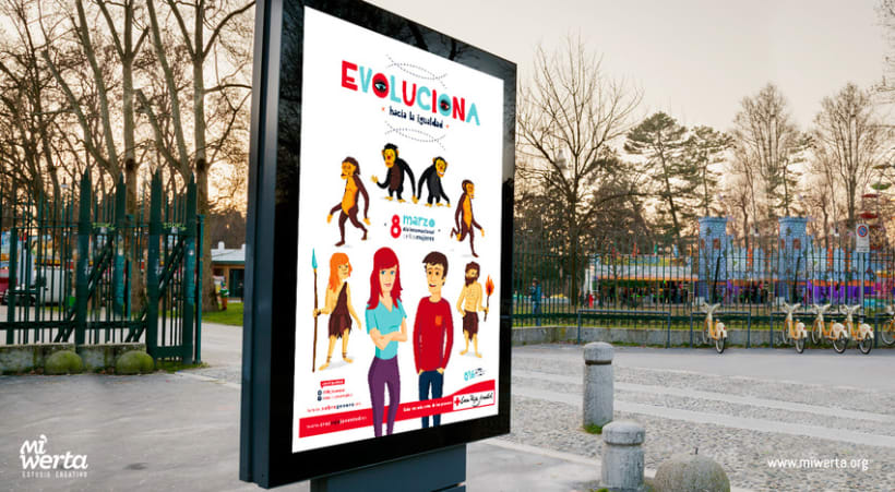 CRUZ ROJA ESPAÑOLA · Campaña EVOLUCIONA 4