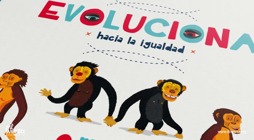 CRUZ ROJA ESPAÑOLA · Campaña EVOLUCIONA 2