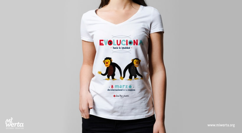CRUZ ROJA ESPAÑOLA · Campaña EVOLUCIONA 5