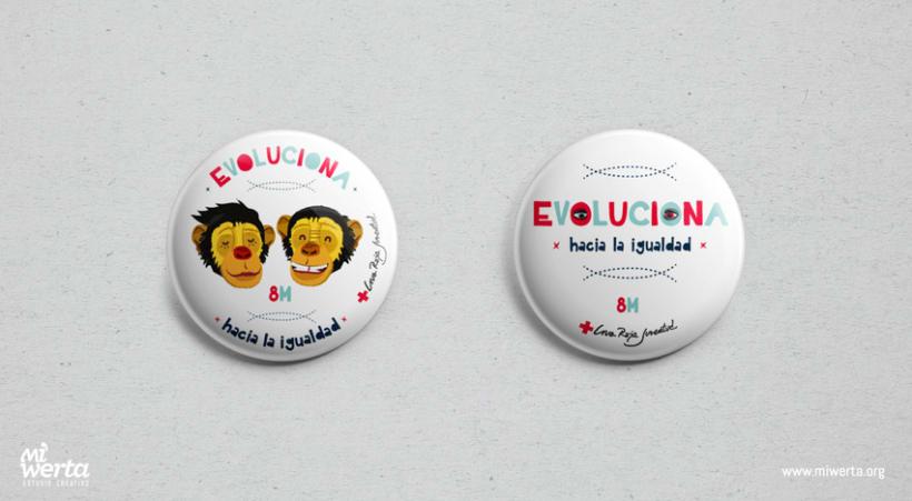 CRUZ ROJA ESPAÑOLA · Campaña EVOLUCIONA 6