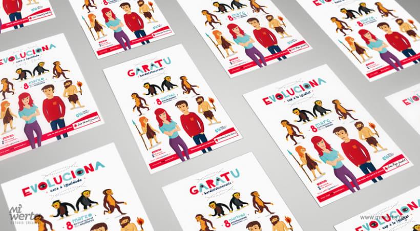 CRUZ ROJA ESPAÑOLA · Campaña EVOLUCIONA 8