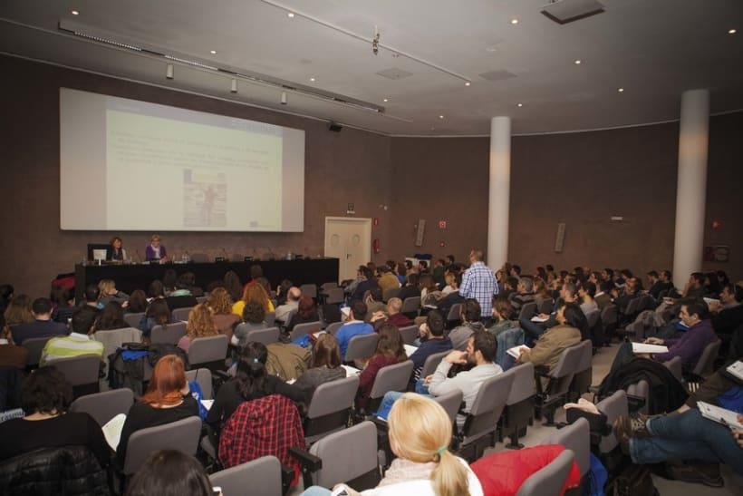 Fotografía eventos empresariales · Ponencias Erasmus+ -1