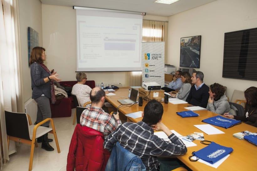 Fotografía eventos empresariales · Ponencias Erasmus+ 2