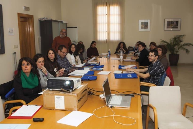 Fotografía eventos empresariales · Ponencias Erasmus+ 3