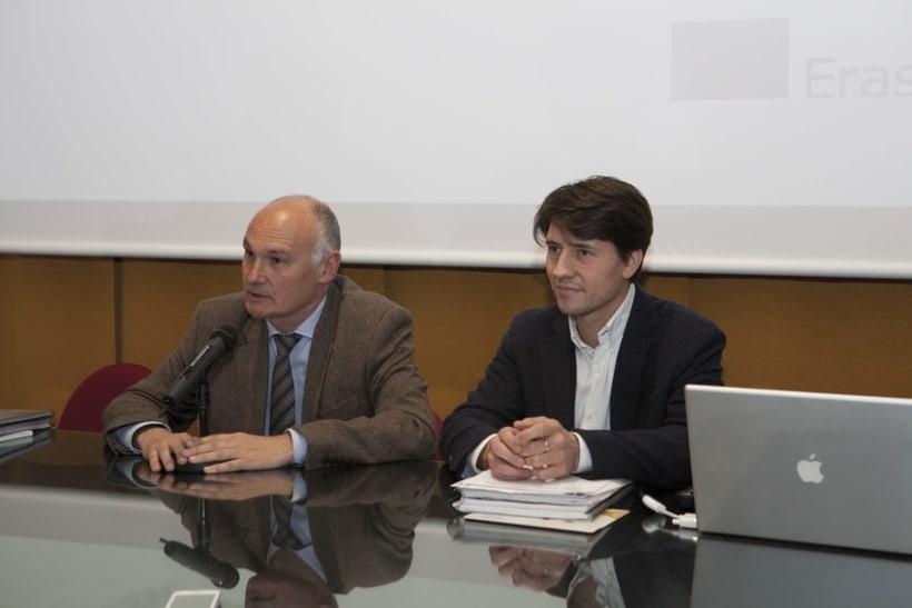 Fotografía eventos empresariales · Ponencias Erasmus+ 5