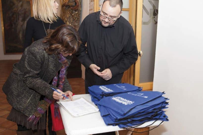 Fotografía eventos empresariales · Ponencias Erasmus+ 7