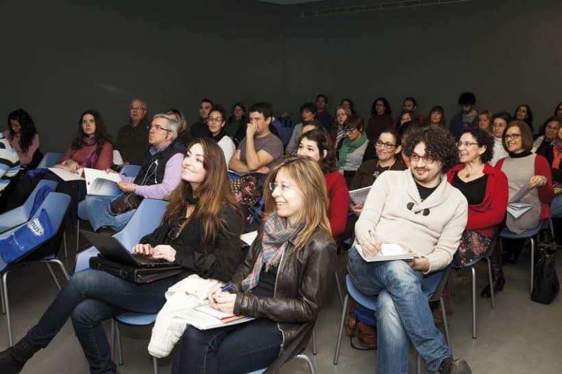 Fotografía eventos empresariales · Ponencias Erasmus+ 9