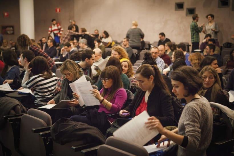 Fotografía eventos empresariales · Ponencias Erasmus+ 12