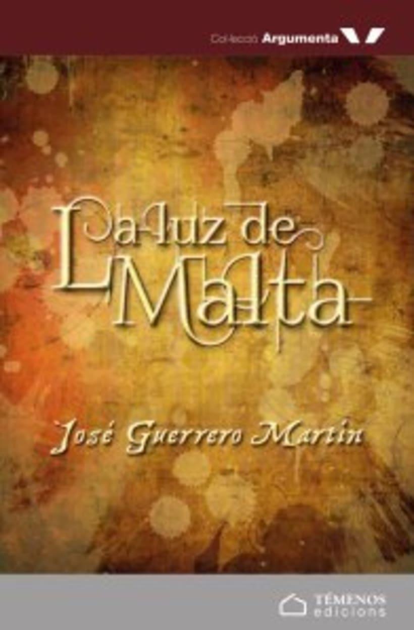"Portada de ""La luz de Malta"" 0"