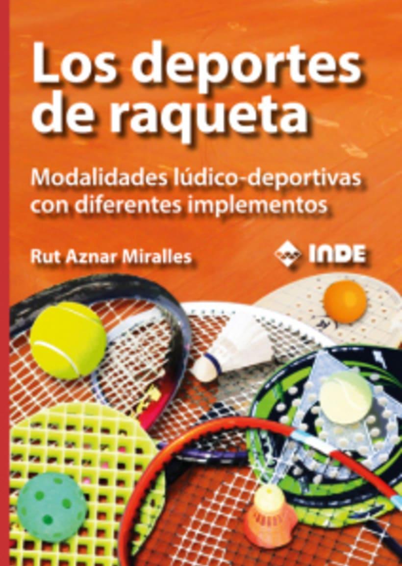 """Portada """"Los deportes de raqueta"""" 0"""