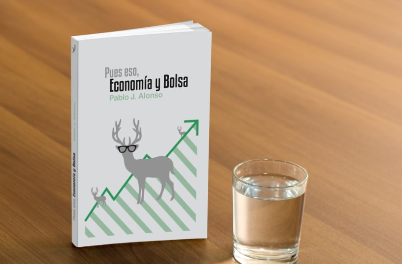 Pues eso, economía y bolsa (diseño portada de libro) 3