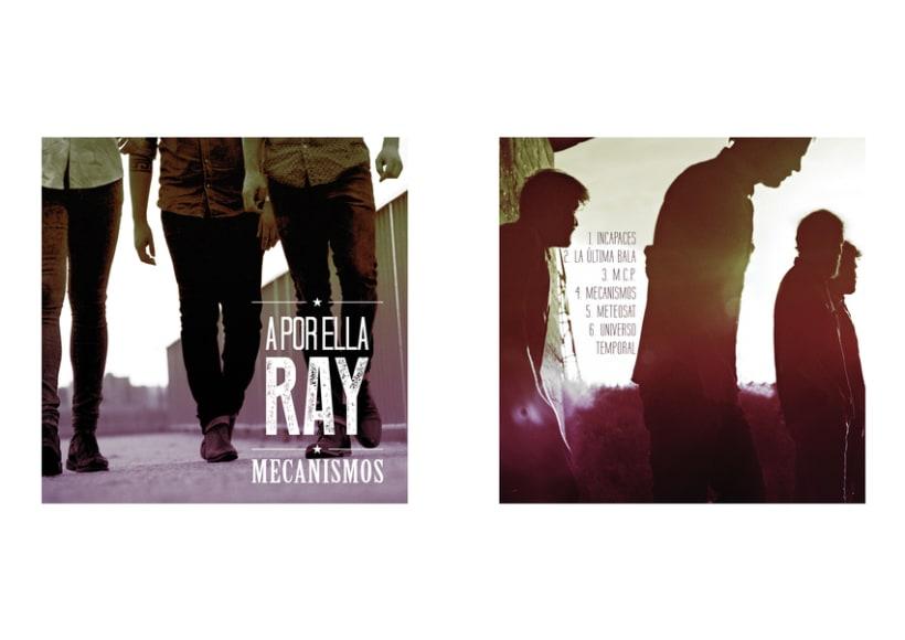 Mecanismos - A Por Ella Ray 5
