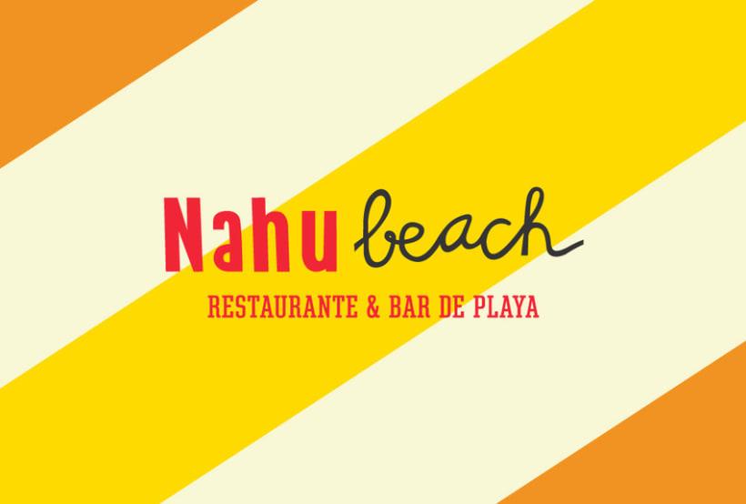 Nahu Beach 1