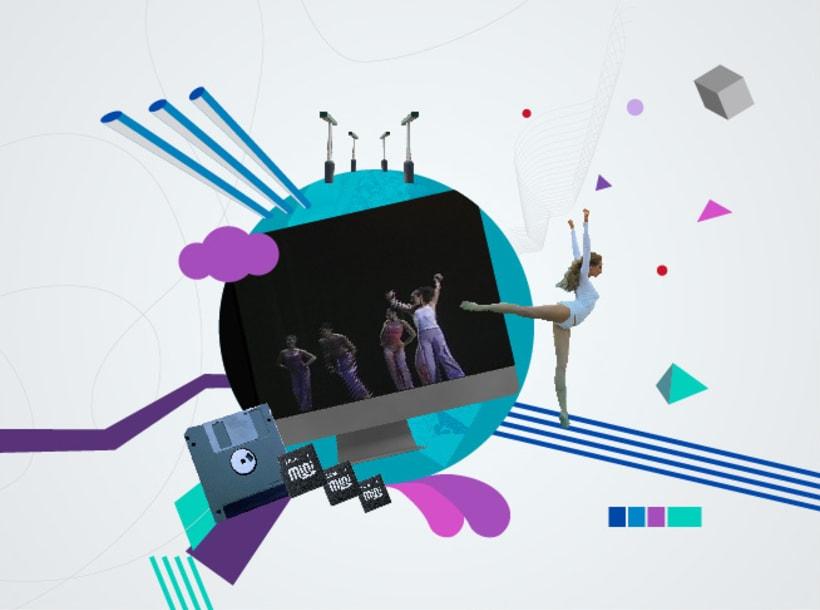 Video, cine, danza en dos siglos 8