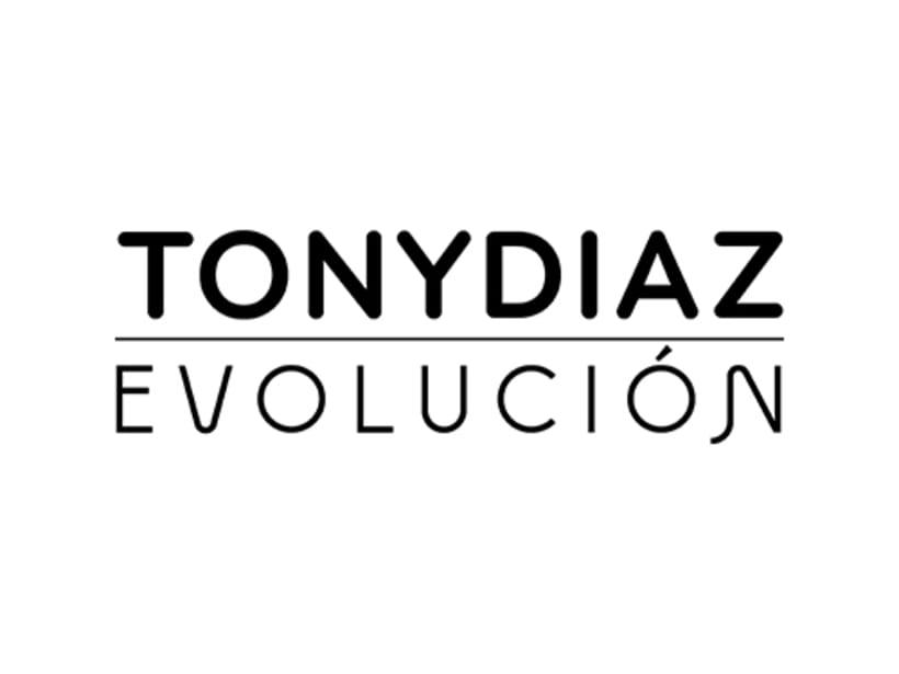 Evolución - TONY DIAZ 2