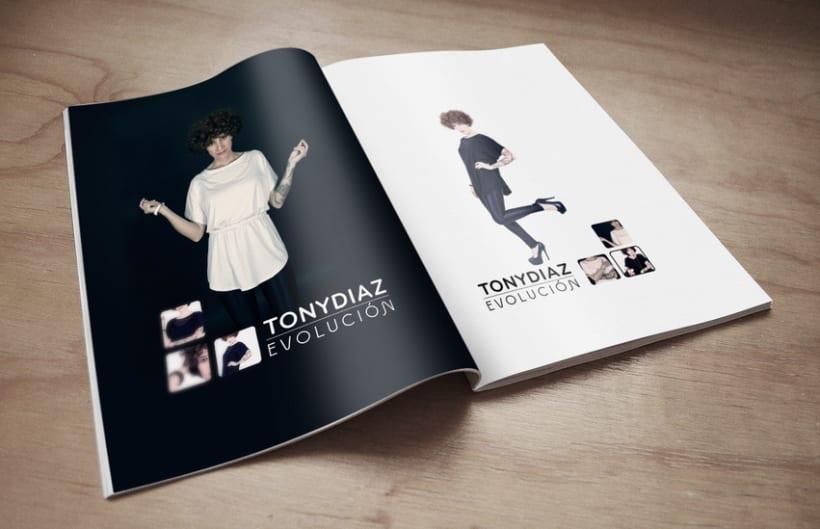 Evolución - TONY DIAZ 6