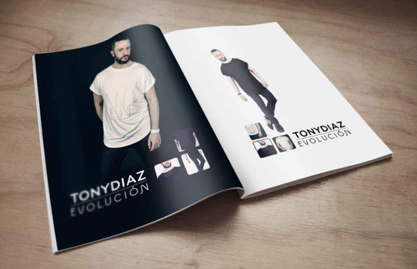 Evolución - TONY DIAZ 7