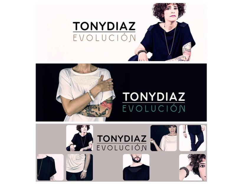 Evolución - TONY DIAZ 10