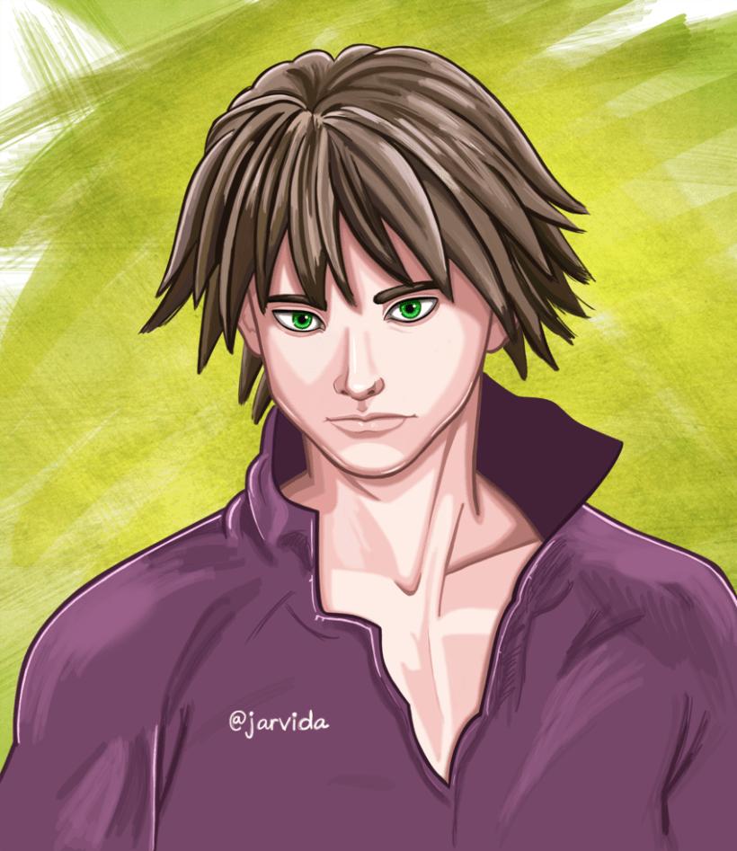 Manga boy 2