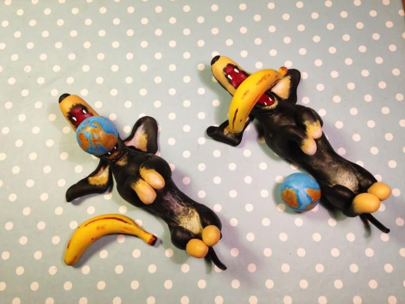 Dos Momos y dos Bananas 4