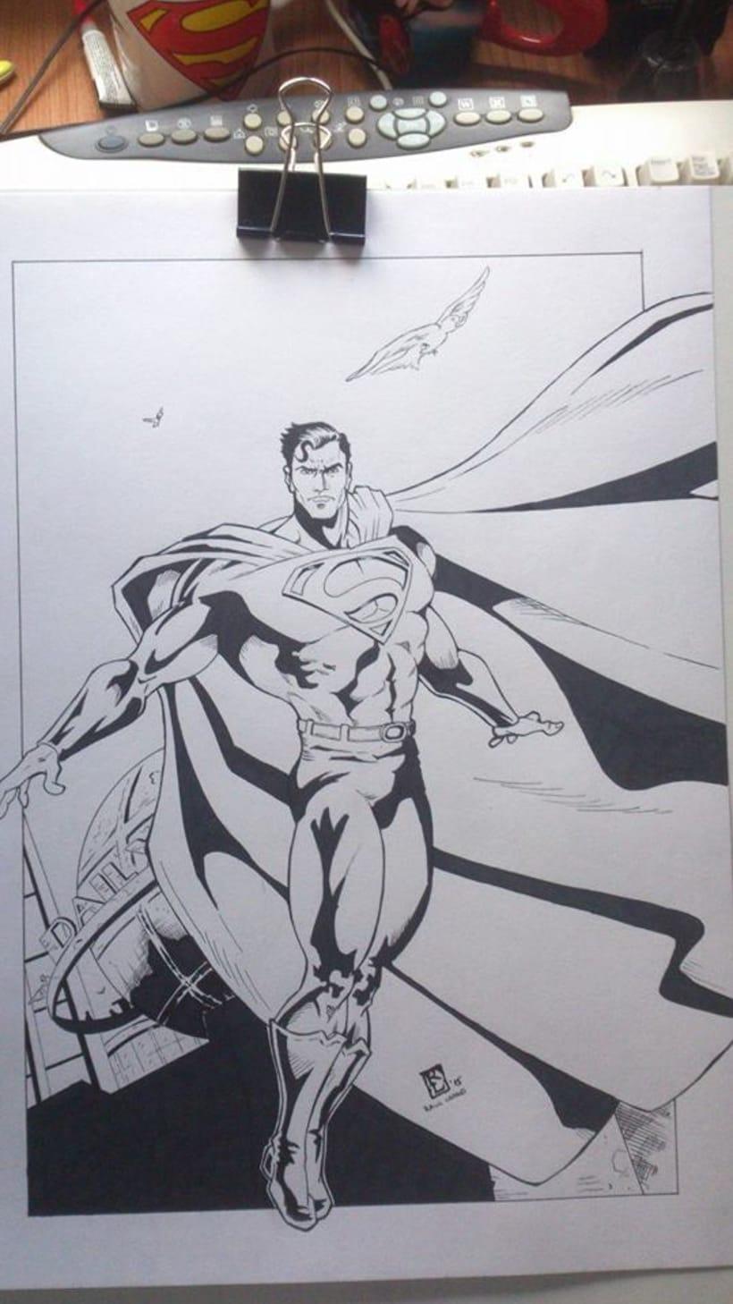 superman by Raul Lara -1