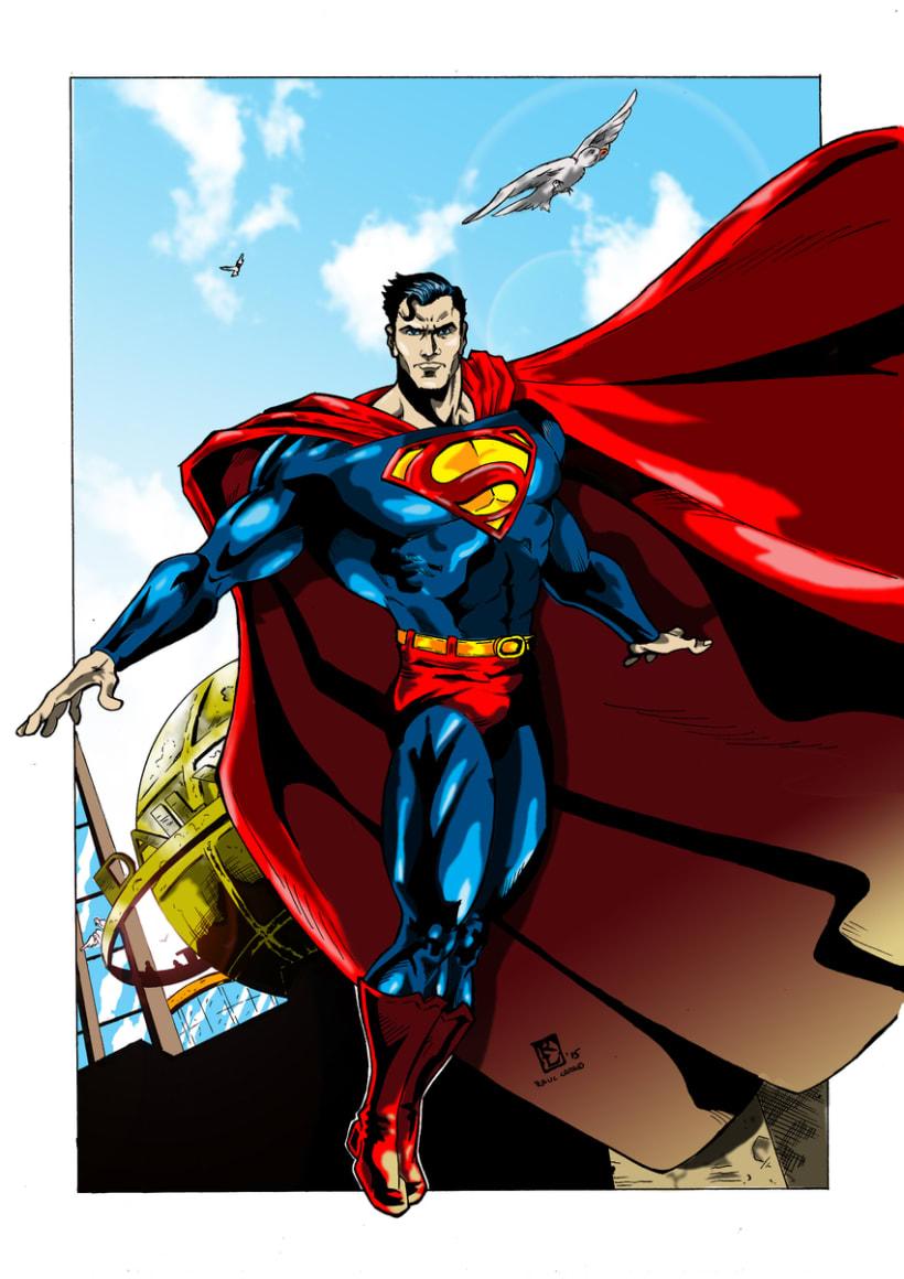 superman by Raul Lara 2