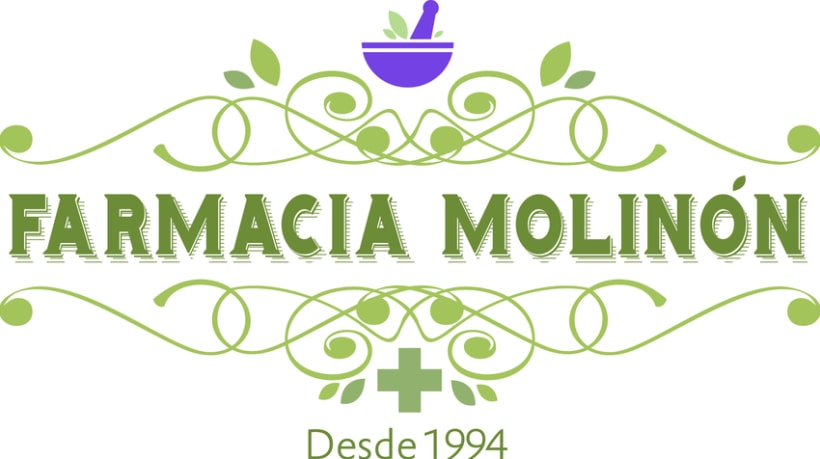 Restyling Farmacia Molinón 1