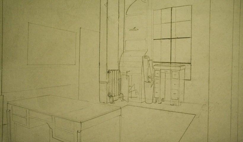 """Concept Art para el corto """"Prodigioso"""" 2"""