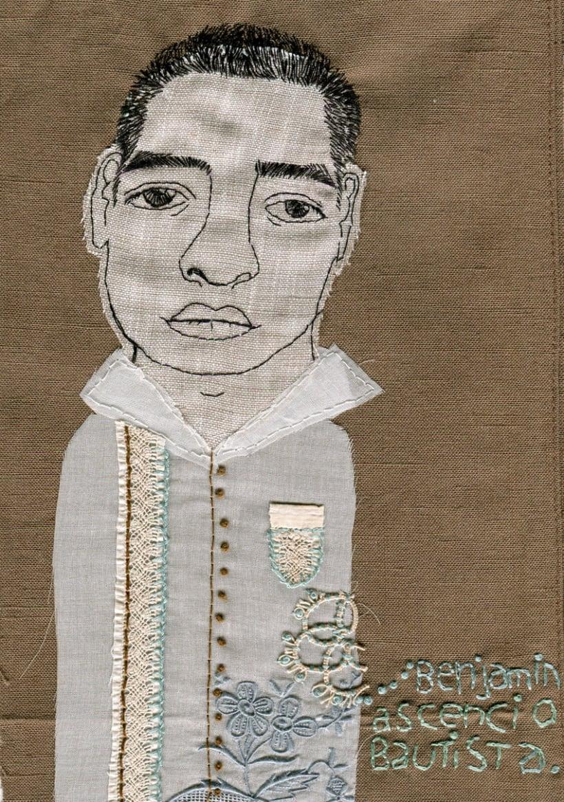 Ilustradores con Ayotzinapa -1