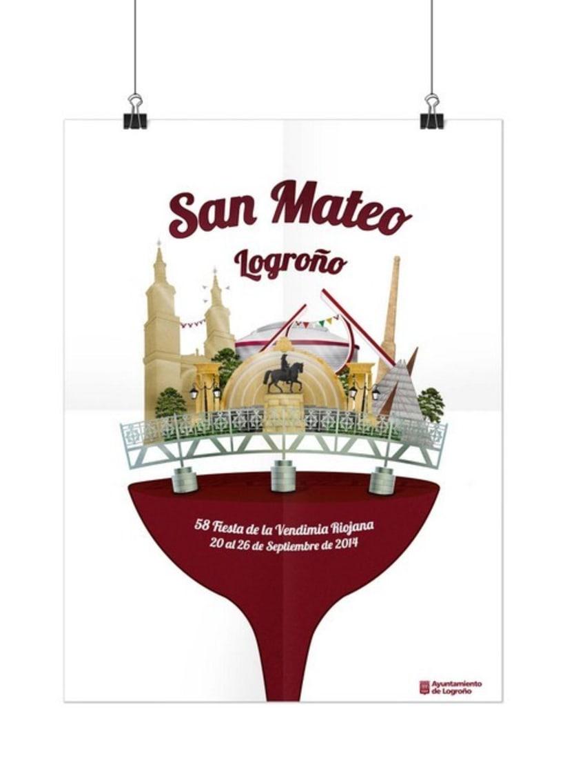 SAN MATEO / 58 Fiesta de la Vendimia Riojana 0
