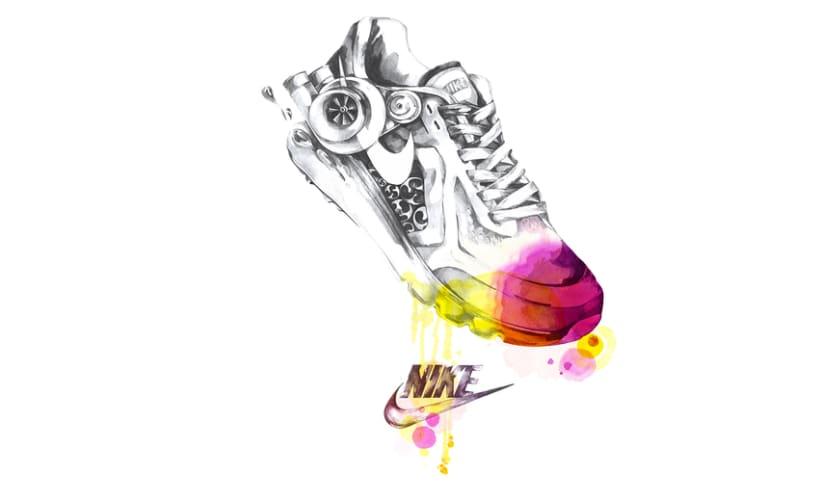 Mi propio proyecto de zapatos deportivos 0