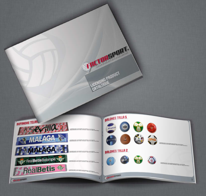 Branding Factor Sport 5