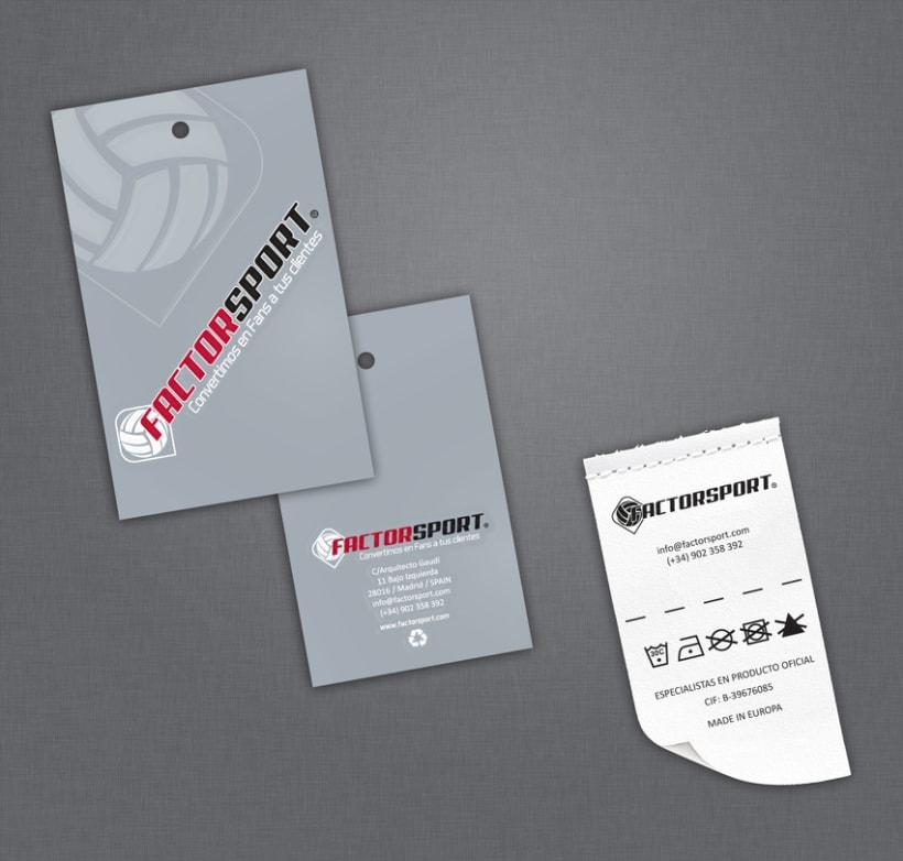 Branding Factor Sport 6