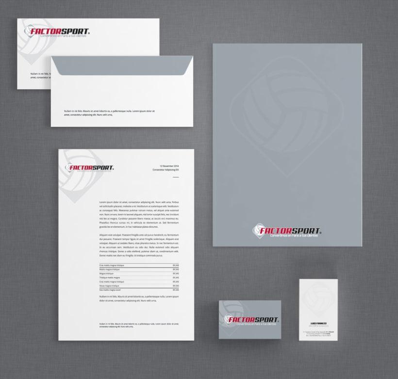 Branding Factor Sport 4