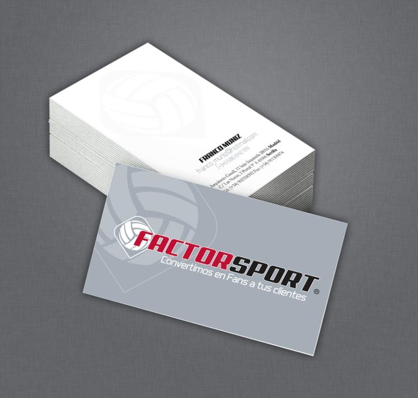 Branding Factor Sport 3