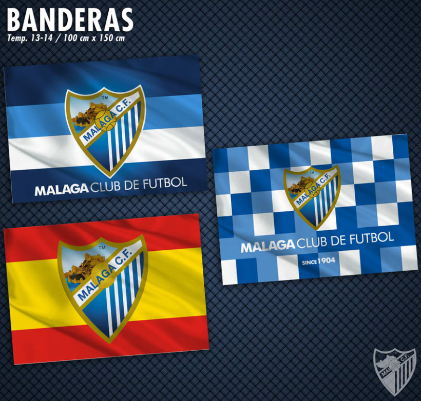 Malaga CF / Merchandising Products 15