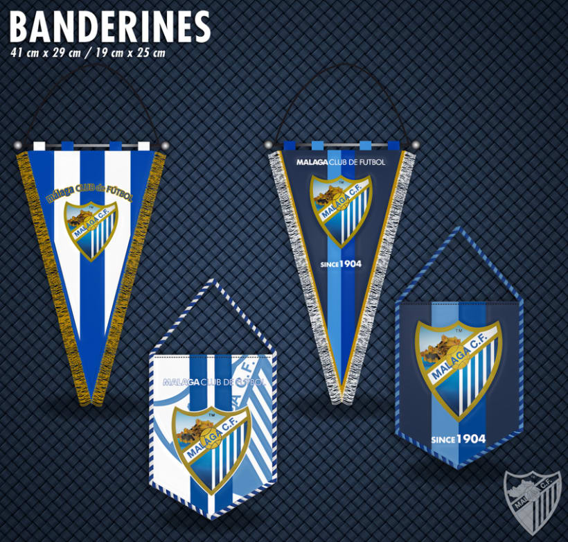 Malaga CF / Merchandising Products 17