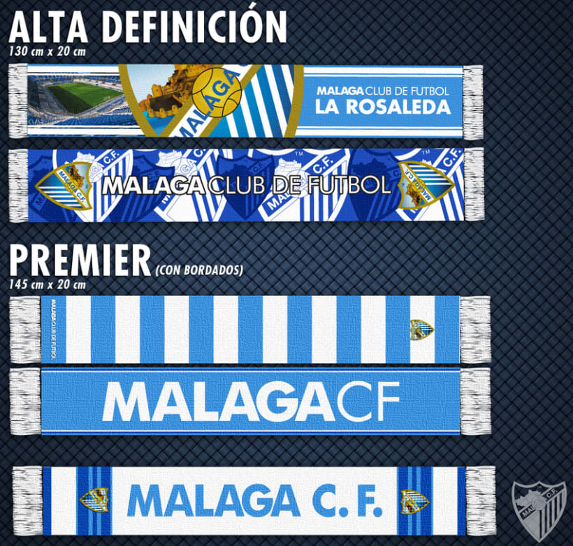 Malaga CF / Merchandising Products 5