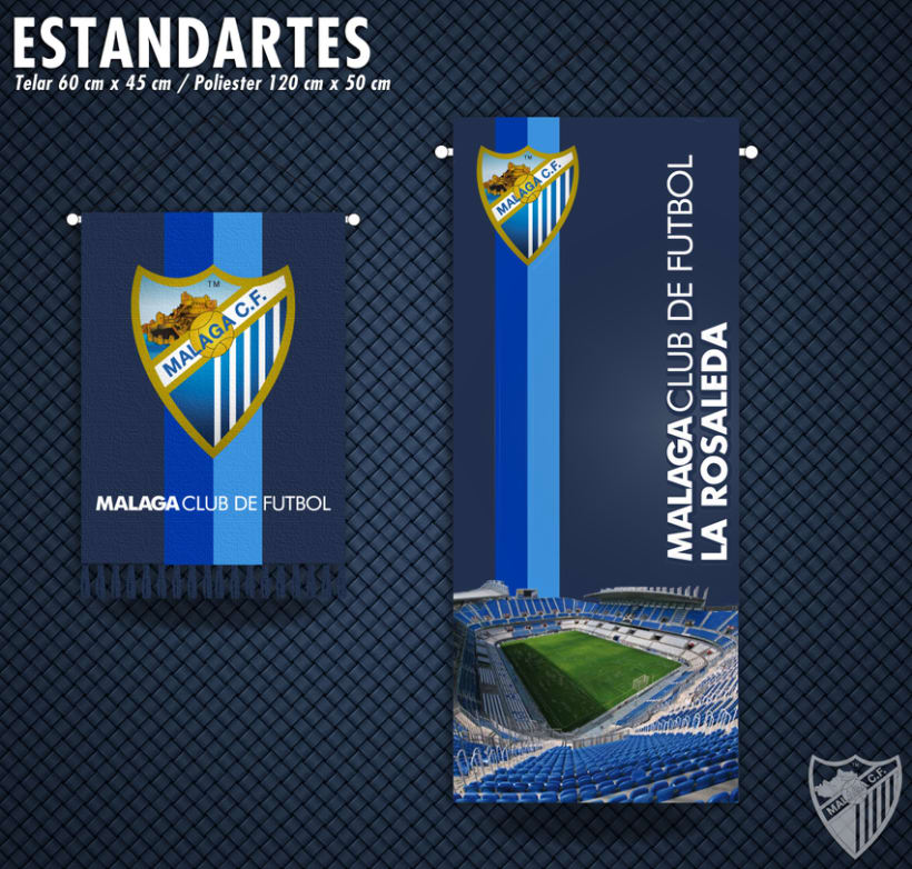 Malaga CF / Merchandising Products 29