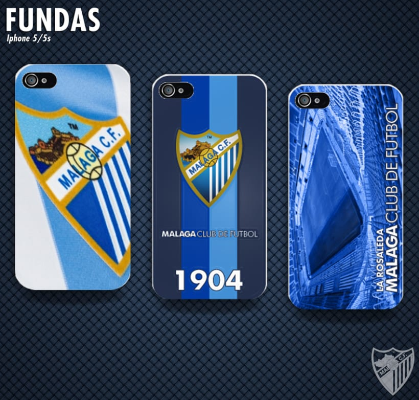 Malaga CF / Merchandising Products 19